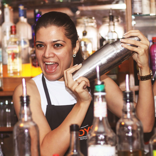 bartending as hobby